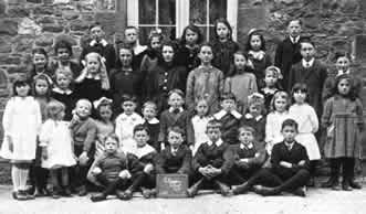 School Photo 1920