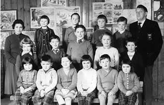 School photo 1961