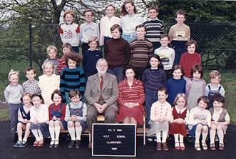 School Photo 1985